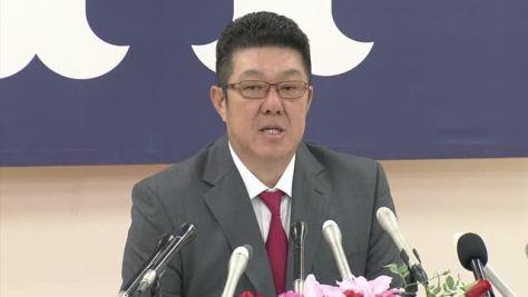 【速報】広島カープ新監督に佐々岡真司氏が就任