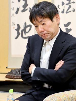 【写真2】敗れた阿部隆八段