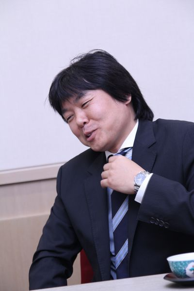 藤井システム考案者の藤井猛九段