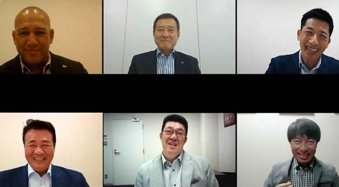 セ6球団監督が参加するテレビ電話会議が実現! ファンに熱い共同メッセージ発信 | Full-count