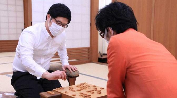 「アゲアゲさん」折田翔吾四段 プロデビュー戦は白星ならず「時間がなくなって手が見えなくなった」