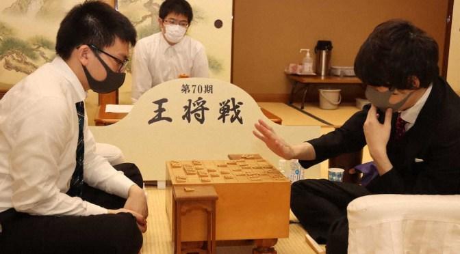 永瀬王座、王将リーグデビュー戦を白星で飾る 110手で佐藤天九段破る