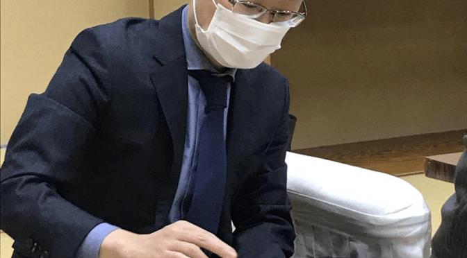 渡辺明名人の勝利|第92期ヒューリック杯棋聖戦決勝トーナメント