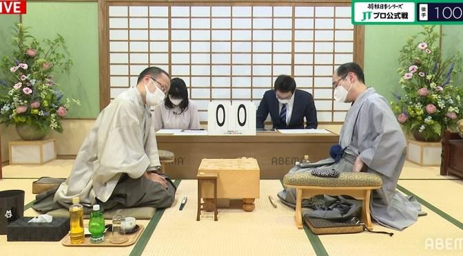 渡辺明名人の勝ち|2021年度「将棋日本シリーズ」二回戦第二局