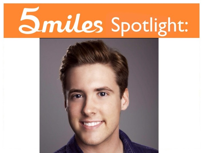 5miles Spotlight - Samuel McCurry