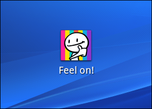 Feel on! icon