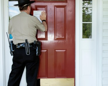 24 Hour Sheriff Notice