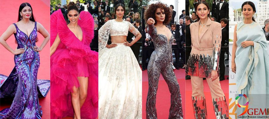 Cannes 2018: Bollywood Actresses Stun At Cannes Film Festival