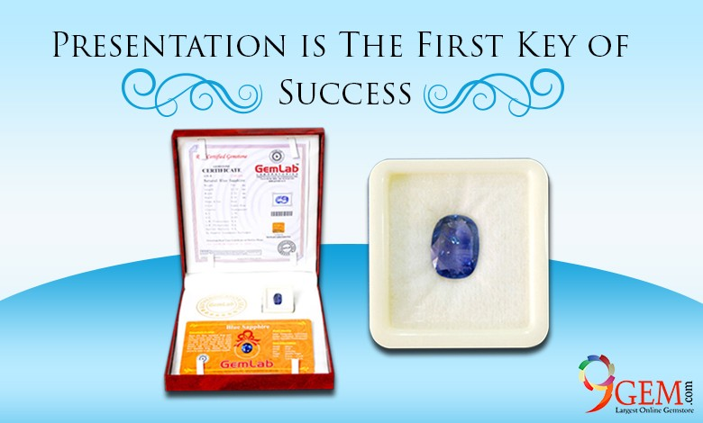 Presentation is teh First Key of Success