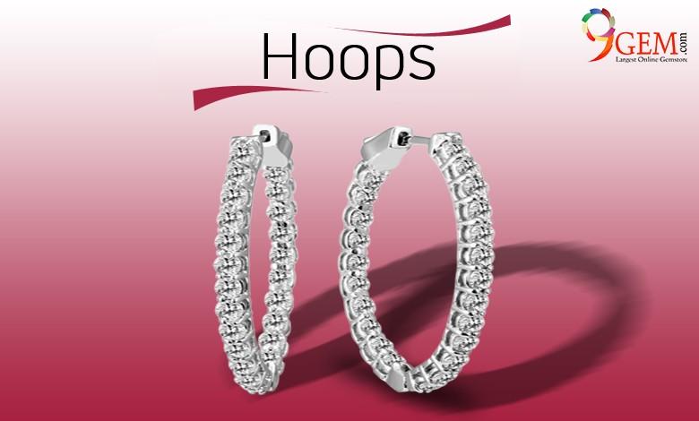 Hoops Fashion Earrings