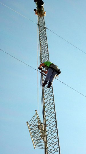 Lowering another section