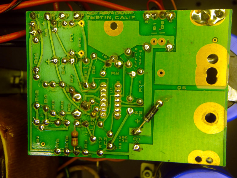 Poking around inside the Astron RS-35A   AB4UG Radioblog on astron capacitors, astron rs-35a schematic, antenna tuner schematic, balun schematic, astron 50 schematic, cde ham 3 schematic, astron rs-12a schematic, astron 35m board,