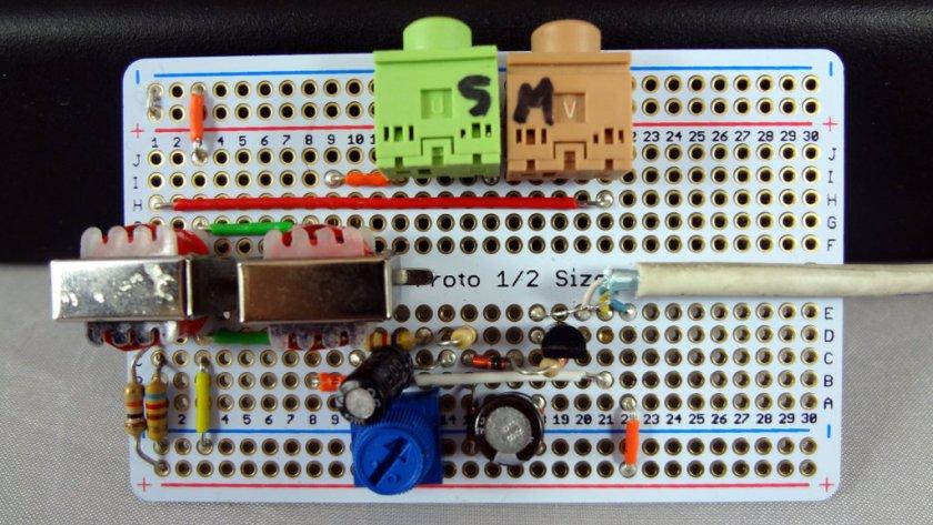 KH6TY sound card interface v0.3