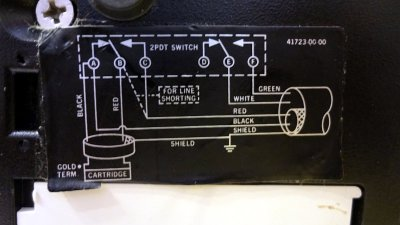 Astatic 877L wiring diagram