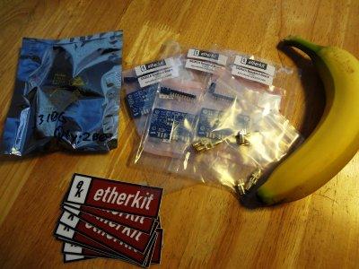 Etherkit Si5351 breakout boards