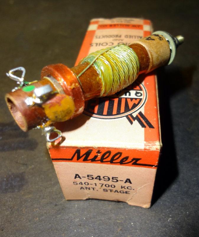 Miller A-5495-A coil