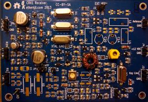 CRX1 mixer