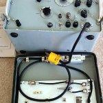 AN/URM-26B signal generator set