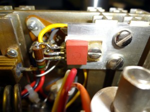 Mystery transistor