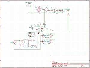 Power supply schematic 20170708