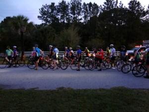 100 mile riders