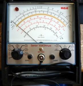 RCA WV-98C Senior VoltOhmyst