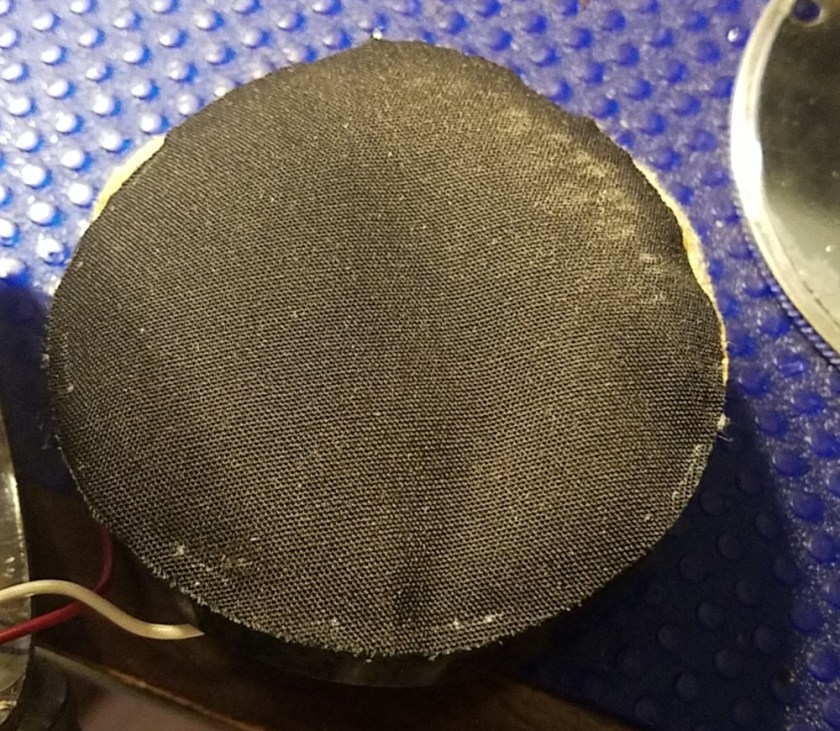 Astatic D-104 microphone element