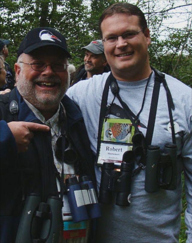 Greg Miller and Robert Mortensen