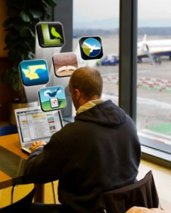 Better late than never, but don't wait 'til you're in an airport terminal to start researching your long-awaited trip!