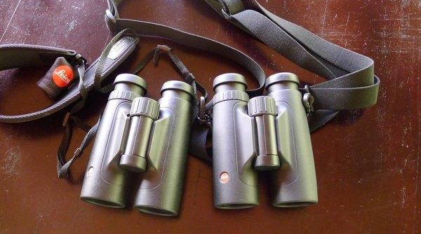 Leica bins