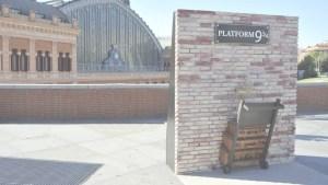 Madrid se llena de magia con la presencia de Harry Potter