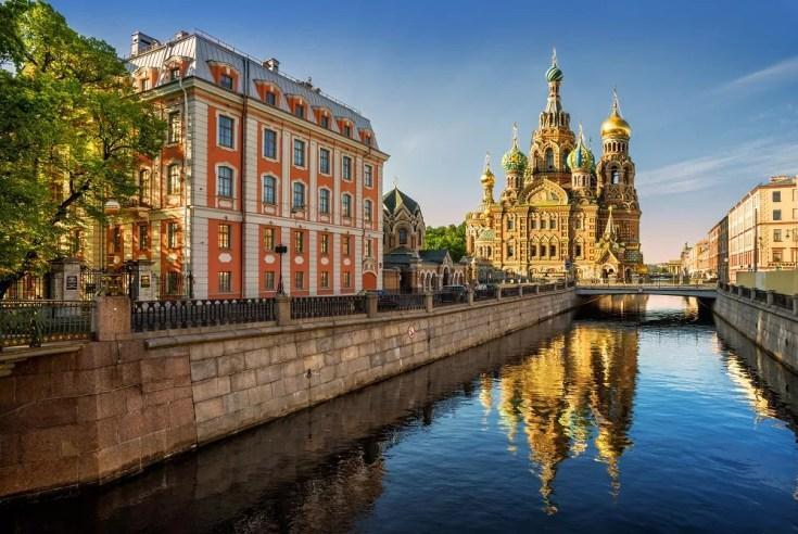 croisiere fluviale en russie