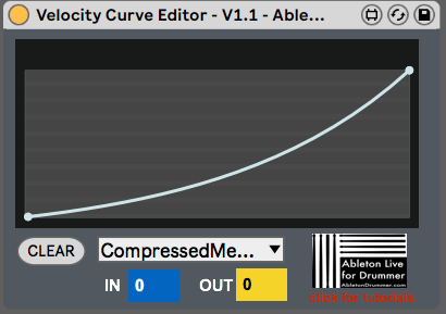 Ableton velocity change
