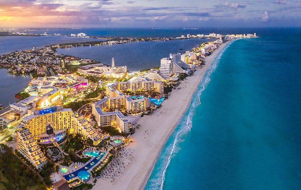 3 resorts para conhecer em Cancun