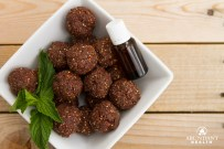 Chocolate Mint Power Balls