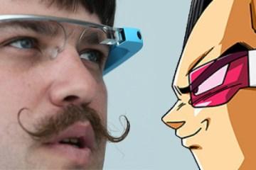 sayan e terrestre con google glasses