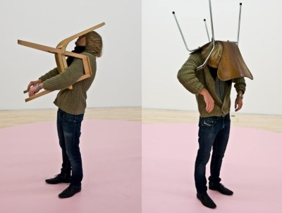 ERWIN WURM | ONE MINUTE SCULPTURES 2