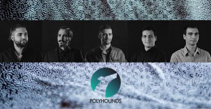 I 5 fondatori di Polyhouds