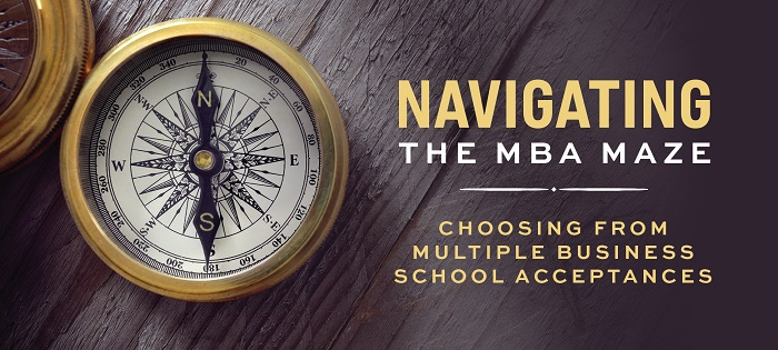 Download Your Free Guide Here for Tips On Navigating the MBA Application Maze!