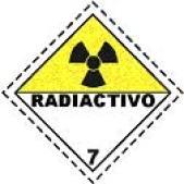 Clasificación NFPA - Clase 7 Sustancias Radiactivas