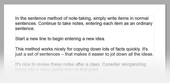 note_taking_sentence_form_example