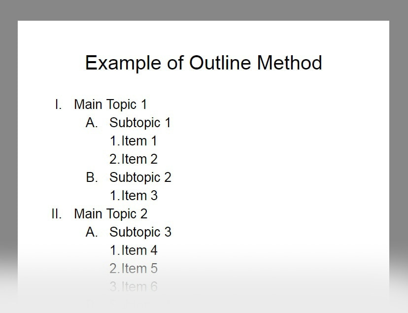 notes_outline_method_example
