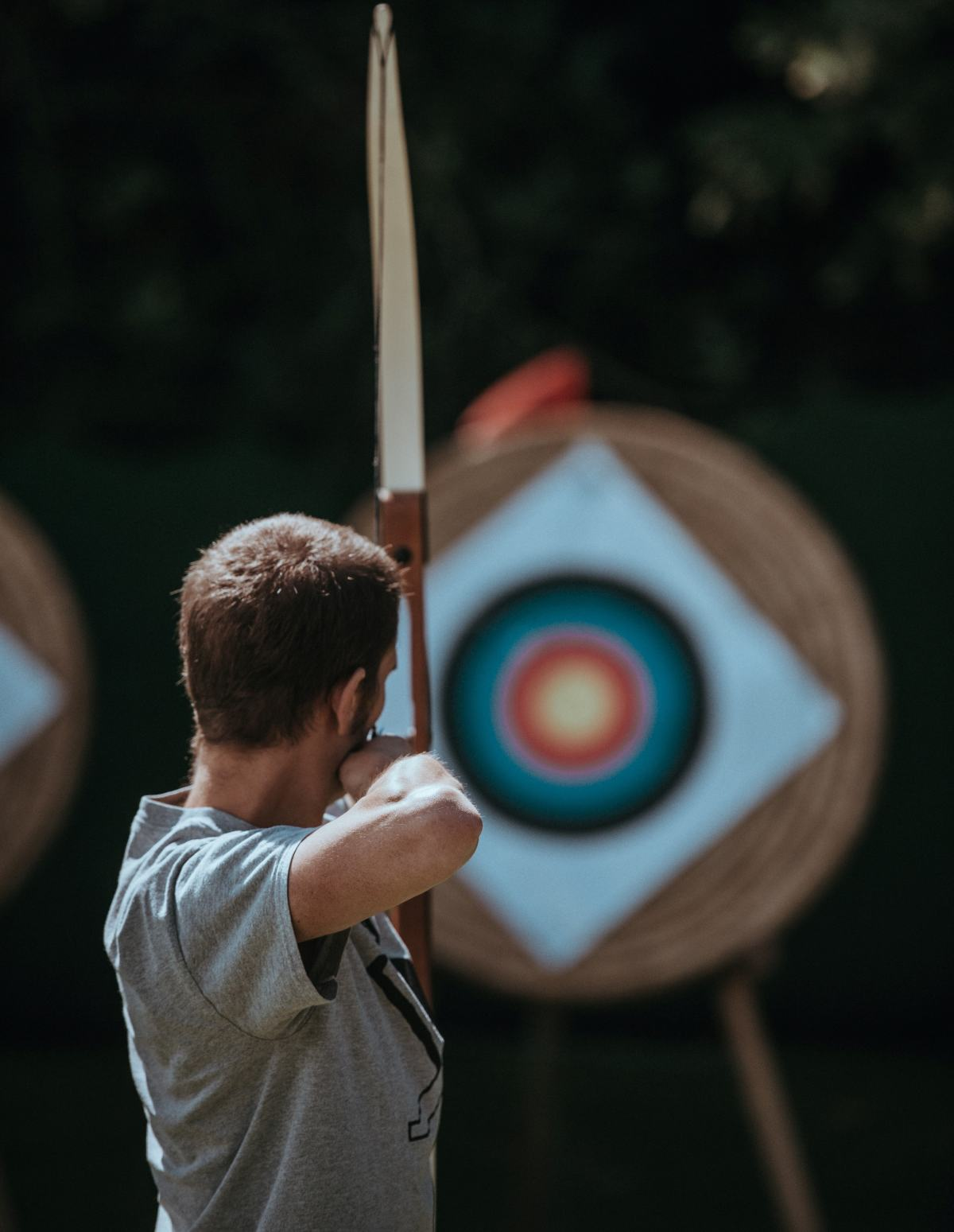 GRE scores are a targeting exercise