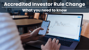 SEC accredited investor rule change