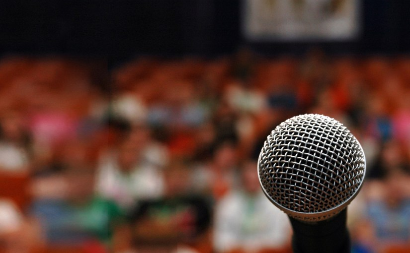 Dealing with nerves – a ten point plan for presenters and public speakers