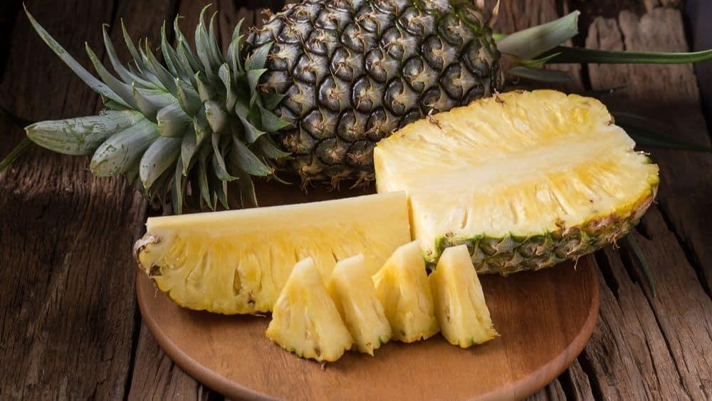 Les bienfaits de l'ananas contre les douleurs (infographie)