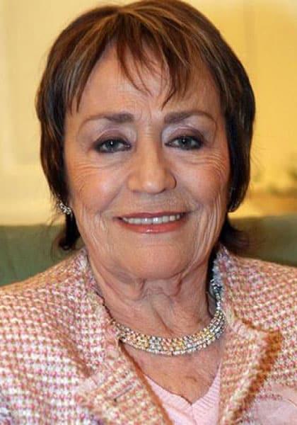 Annie Girardot : maladie d'Alzheimer