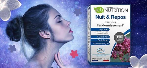 Nuit & Repos Actinutrition
