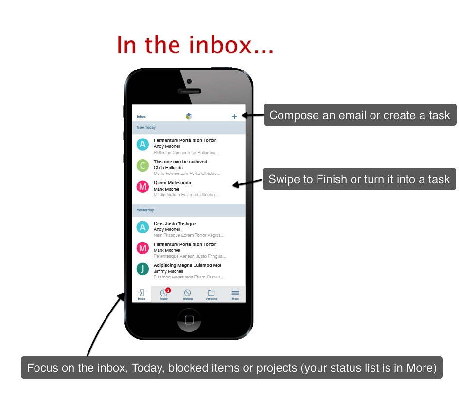 The long awaited ActiveInbox Mobile is in beta for iOS