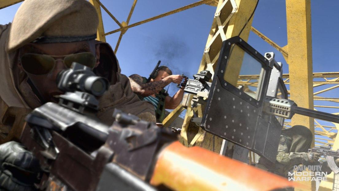 First Look At Modern Warfare's Gameplay Mechanics MW MP TRAILER SCREEN 037